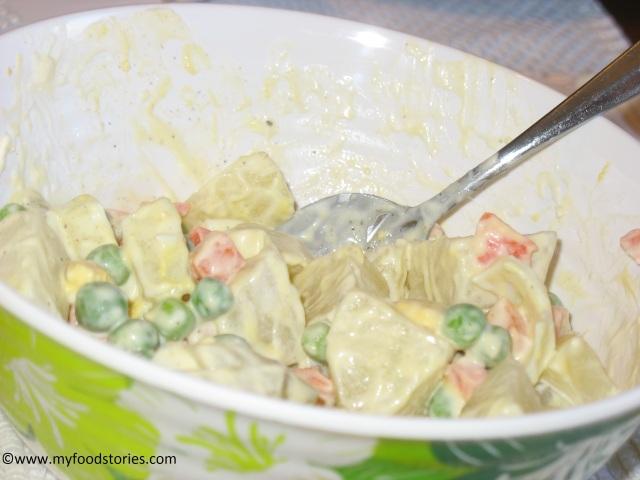 mom potato salad3