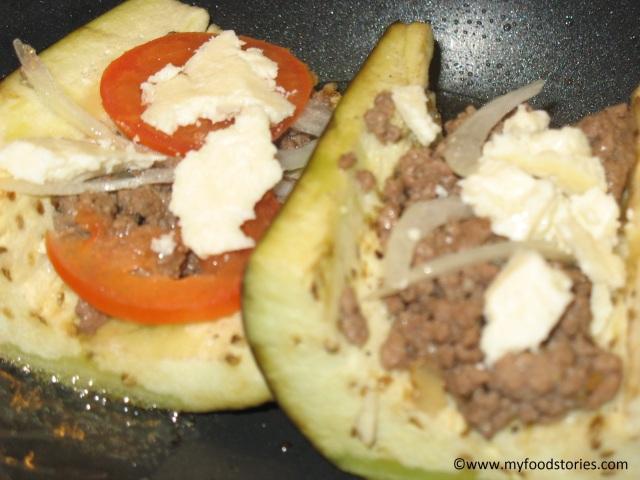 Warm Eggplant Salad0