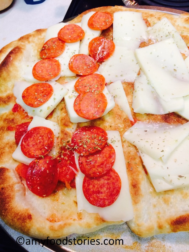 PepperoniCheesePizza