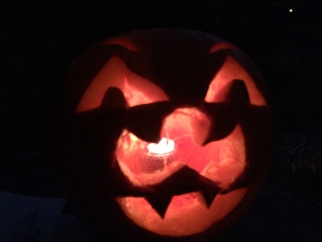 CArvedPumpkin