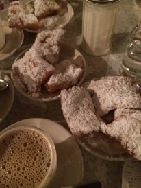 Coffee and Bignets - New Orleans