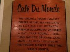 Cafe du Monde® History
